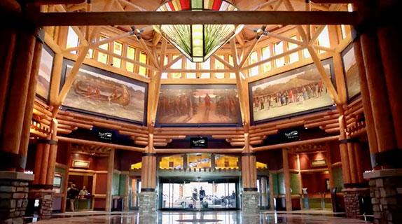 Four winds casino quarterly income casino night london