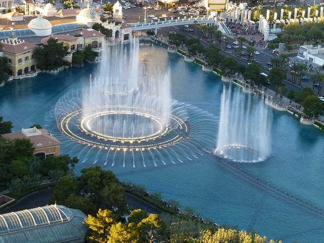 The Fountains at Bellagio