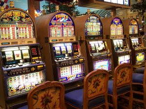 Modern slot machines